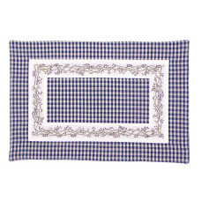 Placemats Fused - Berryvine Navy