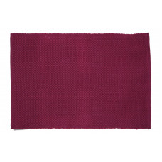 Placemats Saphire Weave - Burgundy