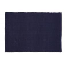 Placemats Saphire Weave - Black