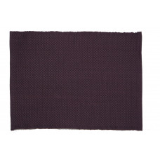 Placemats Saphire Weave - Chocolate Brown