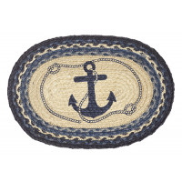 Braided Placemats - Anchor - JB132