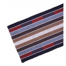 Table Runner Ribbed - Cafe Stripe