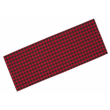 Table Runner - Buffalo Red Plaid (No Patch)