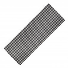 Table Runner - Buffalo Grey Plaid (No Patch)