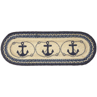 Braided Anchor Table Runner - JB132