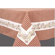 Table Cloth - Berryvine Burgundy
