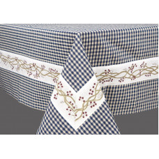 Table Cloth - Berryvine Navy