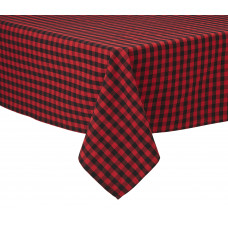 Table Cloth - Buffalo Red Plaid