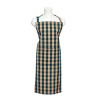 Apron - Navy Check