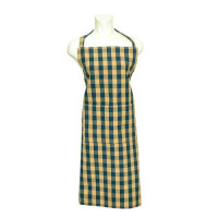 Apron - Green Check