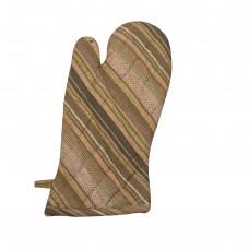 Oven Mitten - Alloy Stripes
