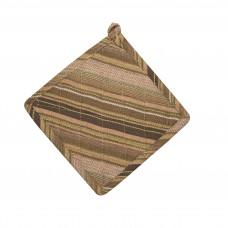 Pot Holder - Alloy Stripes