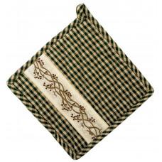 Pot Holder - Berryvine Green