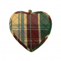 Pot Holder Heart - Kargil
