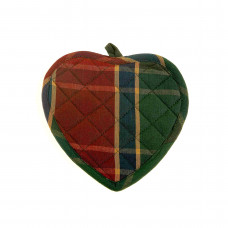 Pot Holder Heart - Festive Jewel