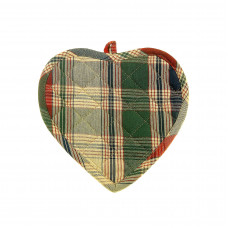 Pot Holder Heart - Moorpark Jewel