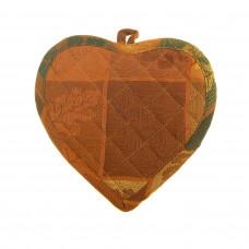 Pot Holder Heart - Pinehurst