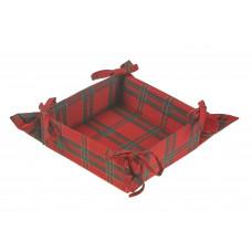 Bread basket - Belvedre Red Lurex