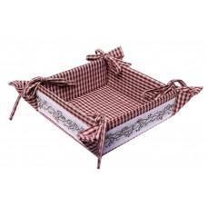 Bread basket - Berryvine Burgundy