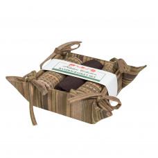 Bread Basket Set - Alloy Stripe