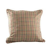 Zip Cushion Cover - Cambridge (Mini Check)