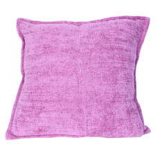 Chenille Cushion Cover - Dusty Rose