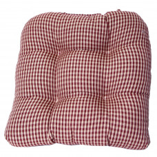 Chair Pad - Berryvine Burgundy