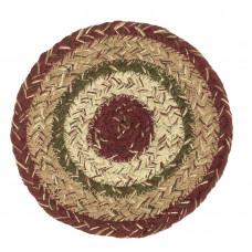 Braided Trivet - Rosemary