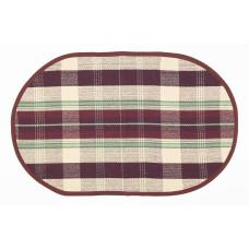 Floor Mat - Alaska (oval)