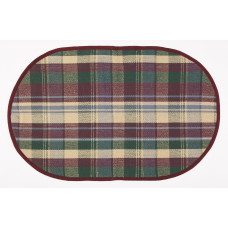 Floor Mat - Kargil (Oval)