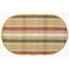 Floor Mat - Cyprus (Oval)