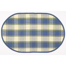 Floor Mat - Provence (Oval)