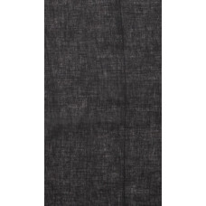 Voile / Sheer Curtain - Black