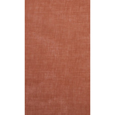 Voile / Sheer Curtain - Rust