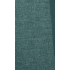 Voile / Sheer Curtain - Hunter Green