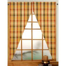 Prairie Curtain Set (Lined) - Cyprus