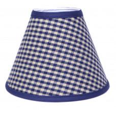 Lamp Shade - Berryvine Navy Check