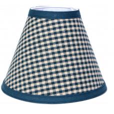 Lamp Shade - Berryvine Green Check